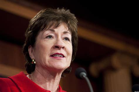 Susan Collins appalled by Trump's twee