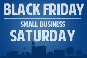 local businesses offering black friday  small