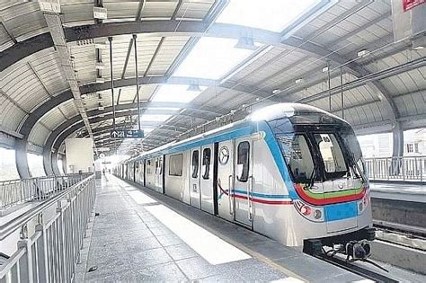 Hyderabad Metro: Free Shuttle Bus Services Launched For ...