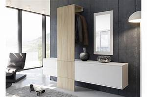 meuble d39entree vestiaire design trendymobiliercom With meubles d entree design