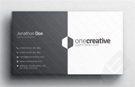 professional black out business card template business card design slim image
