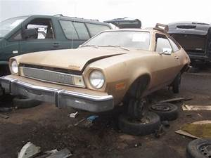 Junkyard Find  1974 Ford Pinto