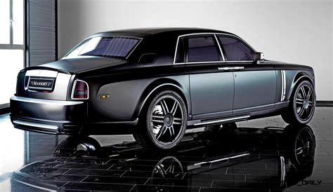 mansory rolls mansory rolls royce phantom limo and phantom drophead
