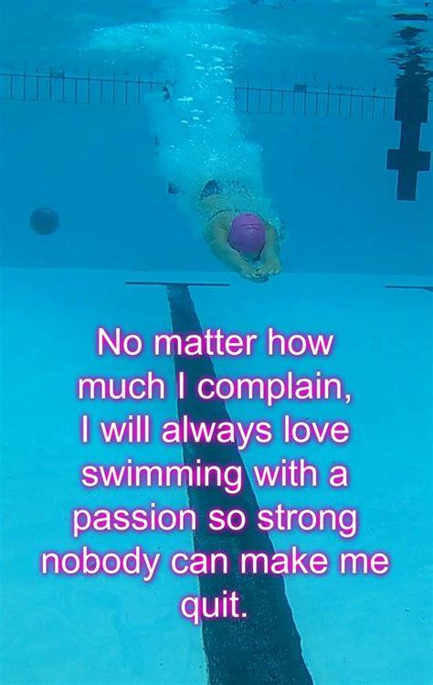 fun swim team quotes