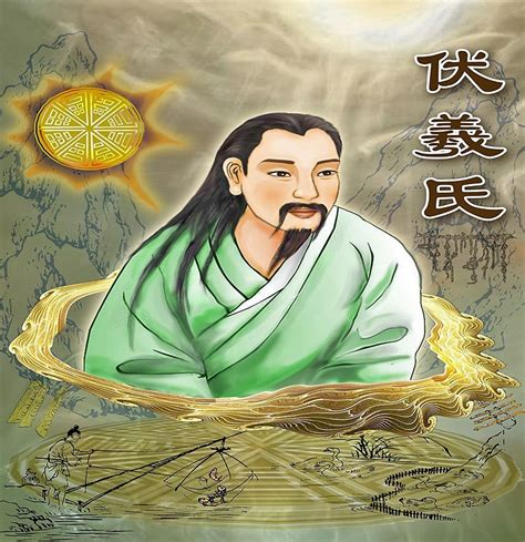 Senās Ķīnas stāsti. Fusji un Ķīnas civilizācijas izcelsme