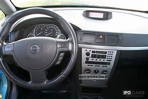 2004 Opel Meriva 1 7 Cdti