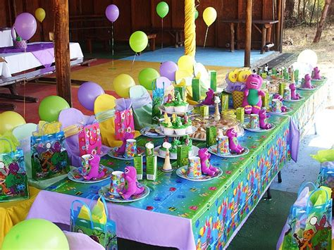 1000+ Images About Barney Themed Birthday On Pinterest
