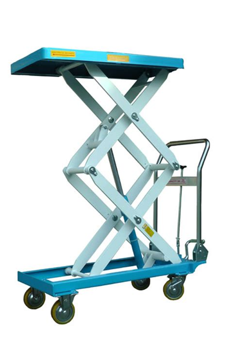 pacific lifter trolleys