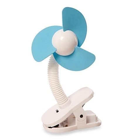 clip on fan for bed dreambaby clip on stroller fan in blue white bed bath