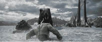 Hulk Thor Wolf Marvel Revengers Beano Space
