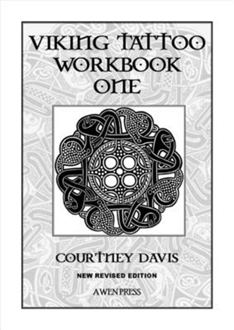 Viking Tattoo: Workbook Bk. 1 by Courtney Davis | Waterstones