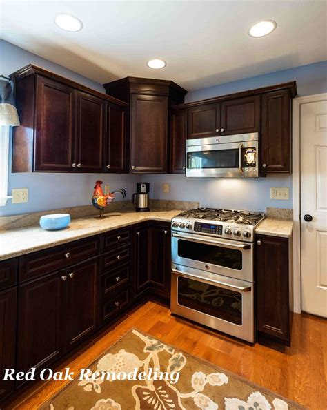 staining kitchen cabinets espresso 22 best dp compact kitchens showplace cabinets images 5703