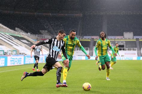 Newcastle United player ratings vs West Brom - The 4th ...