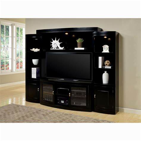 cabinet with tv rack furniture brown stained wood height media cabinet with