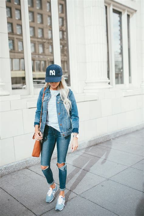 Best 25+ Jean jacket outfits ideas on Pinterest   Black vans outfit Vans outfit and Denim ...