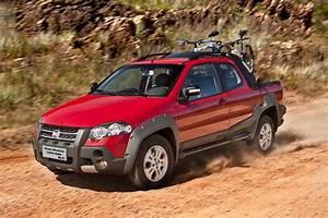 Fiat Strada Adventure 1 6 16v E Torq  U2013 All The Cars