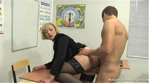 Student Ass Welcomes A Messy And Fat Prick #Russian #Mature #Teacher #6
