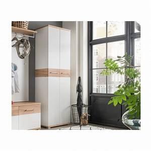 Meuble Rangement Scandinave : armoire de rangement style scandinave popix cbc meubles ~ Teatrodelosmanantiales.com Idées de Décoration