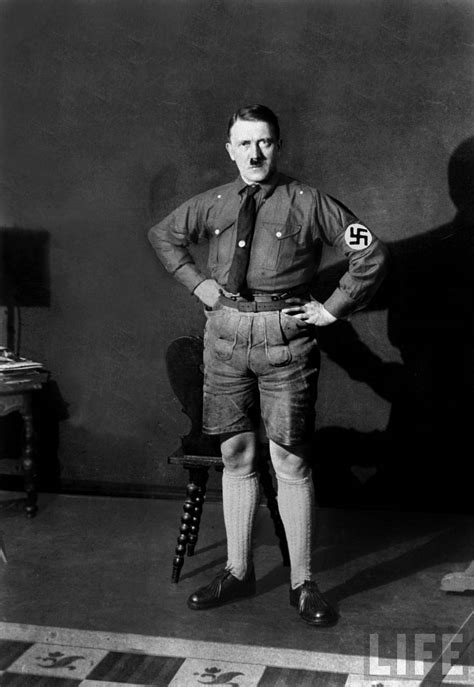 unknown early nazi party members germany imperial rick