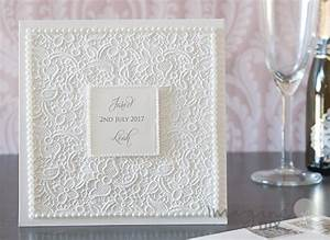 how to make lace embossed pocket invitation with pearls With textured pocket wedding invitations