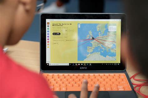 kano introduceert zelfbouw laptop voor kinderen om stem