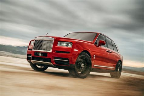 The 2019 Rollsroyce Cullinan Is Home To Some Fascinating