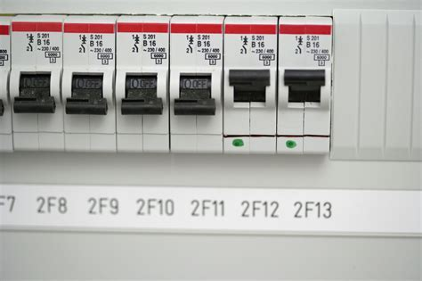 Dedicated Electrical Circuits for Appliances