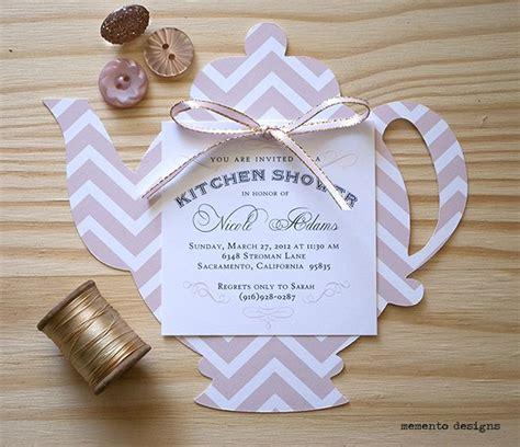 kitchen tea invites ideas 12 best kitchen tea ideas images on bridal