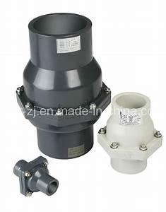 Clapet Anti Retour Pvc : clapet anti retour d 39 irrigation de pvc xe01050 clapet ~ Melissatoandfro.com Idées de Décoration