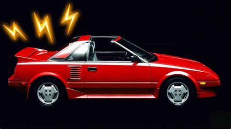 If An Electric Toyota MR2 is Happening, Here's How It ...