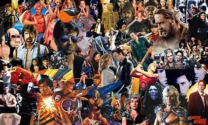 Collage Bad Movies Poster Films Episodes Album