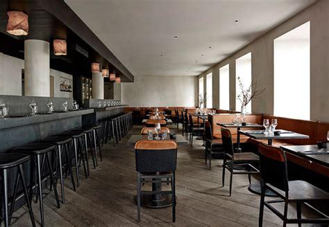 Copenhagen's Minimalist Musling Restaurant  The Luxpad