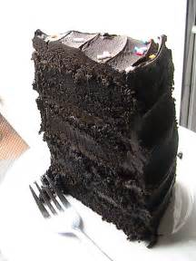 Hershey's Dark Chocolate Cake