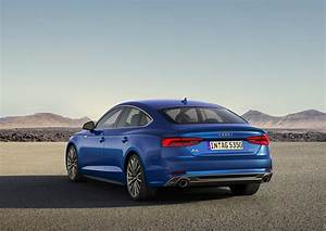 2018 Audi Rs5 Sportback Rendered  Will Be Available In