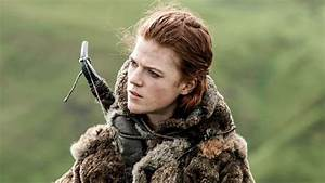 Ygritte played by Rose Leslie on Game of Thrones   HBO  Ygritte