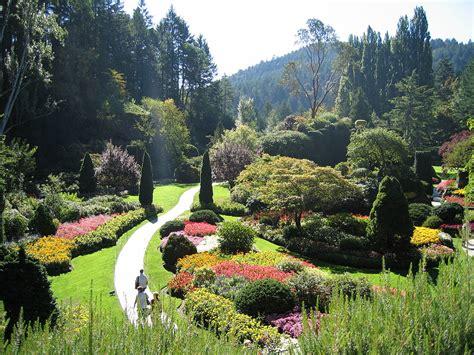 Gardens : Butchart Gardens