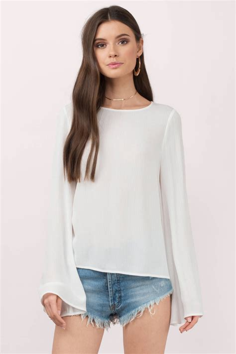 open blouses white blouse open back blouse white blouse