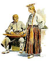 Latviešu tautastērpi