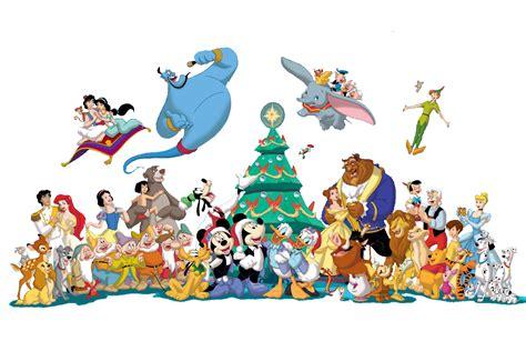 Merry Christmas Disney Clipart