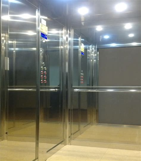 cabina ascensore cabina ascensore idaulico ed elettrico per interno in