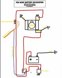 Install Trunk Mounted Battery Wiring Diagram