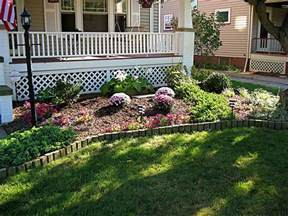 Landscaping Ideas by Landscape Ideas For Front Yard The Front Ideas Front