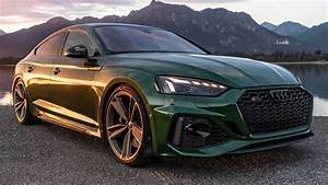 Green Audi Rs5 With Matte Bronze Wheels Flaunts Special