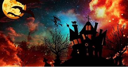 Halloween Wallpapers Scary Desktop Spooky Background Backgrounds