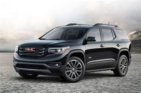 gmc acadia 2020 dimensions 2020 gmc acadia limited concept redesign exterior