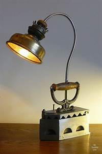 Upcycled Lamps • Recyclart
