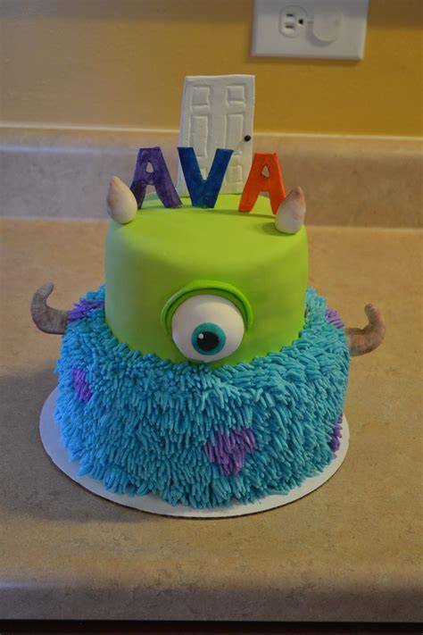 monsters inc cake monsters inc cake cake