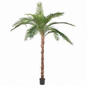 Palmier Artificiel Gifi : palmier artificiel phoenix canariensis ~ Teatrodelosmanantiales.com Idées de Décoration