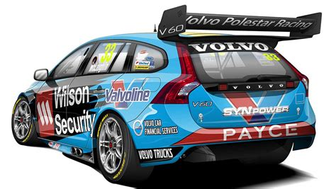volvo wagon tipped for v8 supercars in 2017 car news carsguide