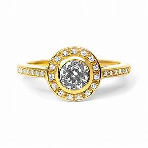 Efflorescence ethical fairtrade diamond engagement ring by for Ethical wedding rings